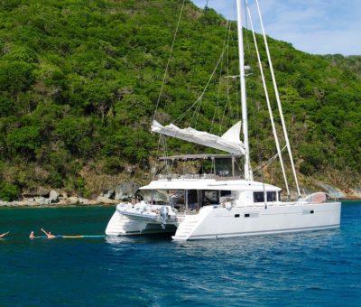 croisière avantage catamaran